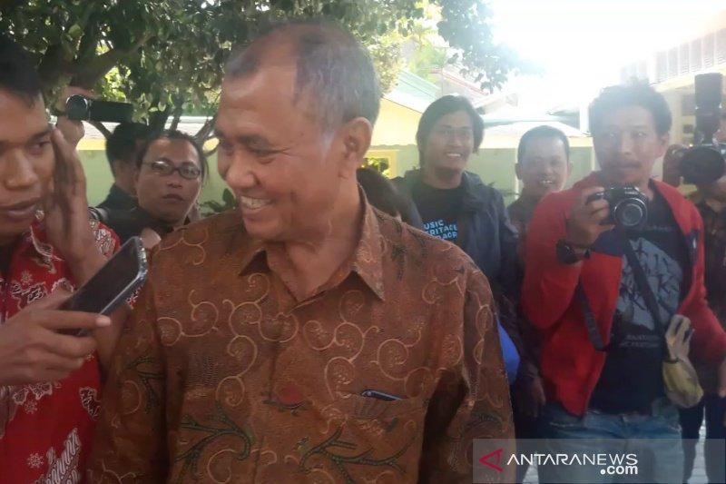 Ketua KPK memgharapkam petahana lolos capim KPK 2019-2023
