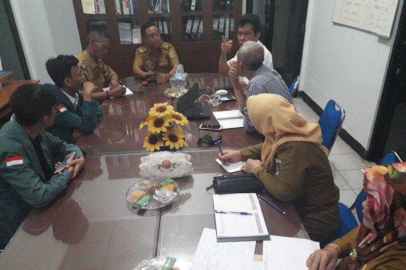 Diskominfotik Lampung kunjungi LKBN Antara untuk tingkatkan mitra pemberitaan