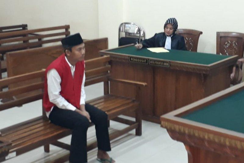 Hakim jatuhkan hukuman 17 tahun penjara kepada kurir sabu