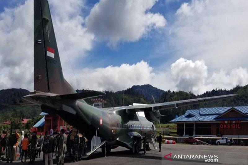 SAR Jayapura tetap terlibat cari helikopter MI 17