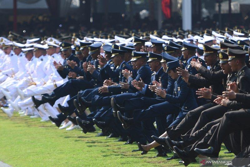 Rekayasa lalu lintas sehubungan acara Prasetya Perwira TNI-Polri