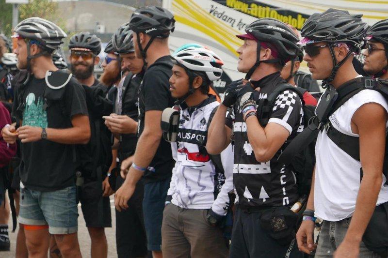 23 negara daftar kejuaraan dunia kurir sepeda 2019