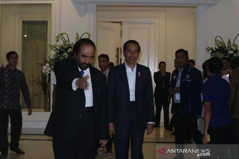 Surya Paloh sebut Jokowi kader NasDem, ini alasannya