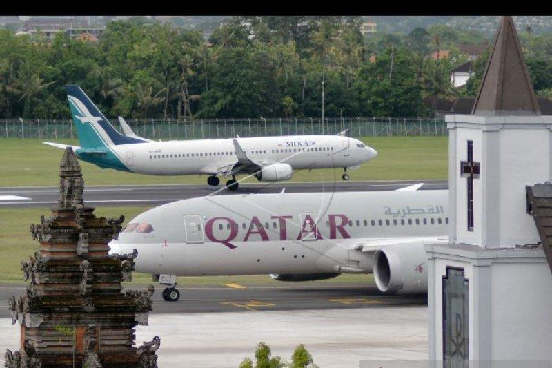 Penerbangan Bandara Ngurah Rai normal pascagempa Bali