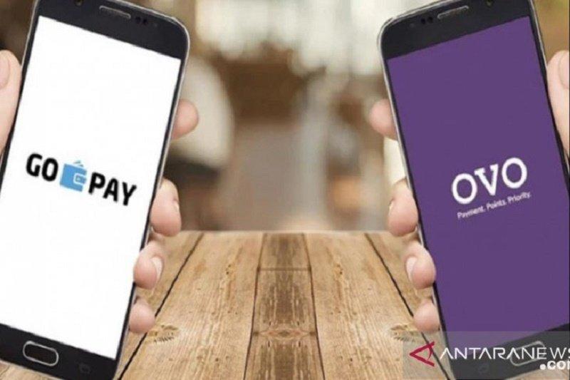 Survei menunjukan:  pengguna dompet digital mayoritas transaksi retail