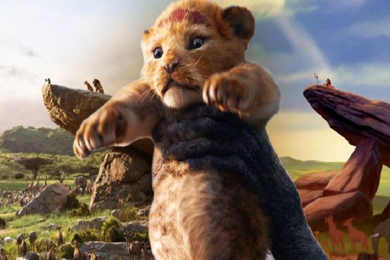"""Disney gunakan teknologi mutakhir dalam film """"Lion King"""""""