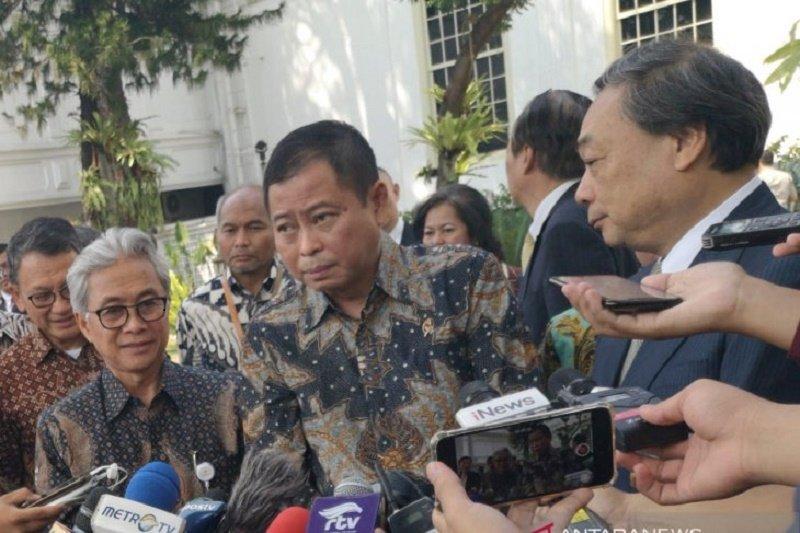 Presiden Jokowi berharap Blok Masela dapat mendorong industri turunan