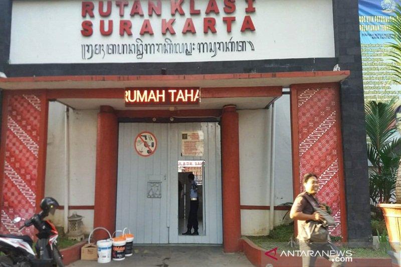 30 napi Rutan Surakarta dipindahkan ke Sragen dan Wonogiri