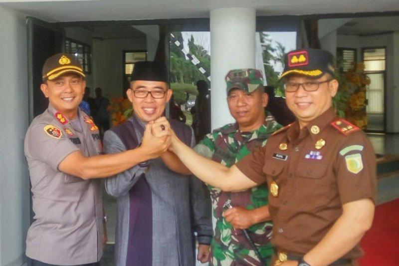 Zaiful Bukhori disahkan sebagai Bupati Lampung Timur