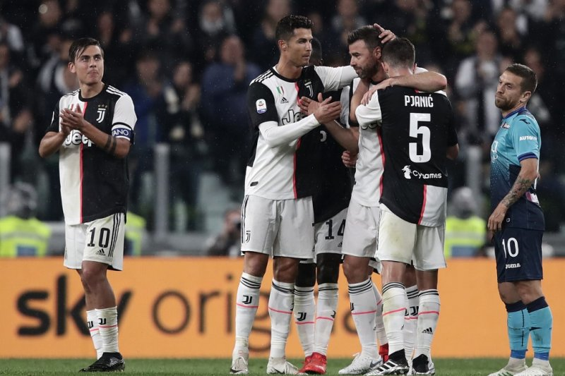 Nama Juventus dicabut dari gim video FIFA 2020