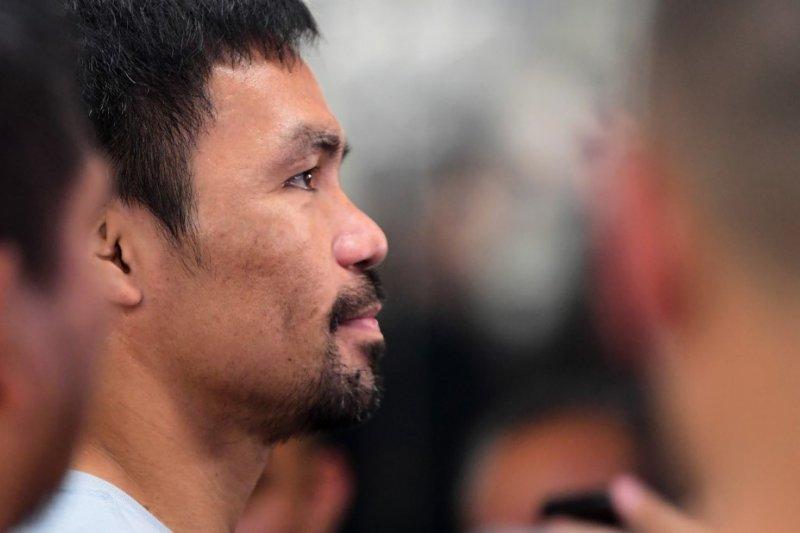 Manny Pacquiao bantah akan tarung di Saudi