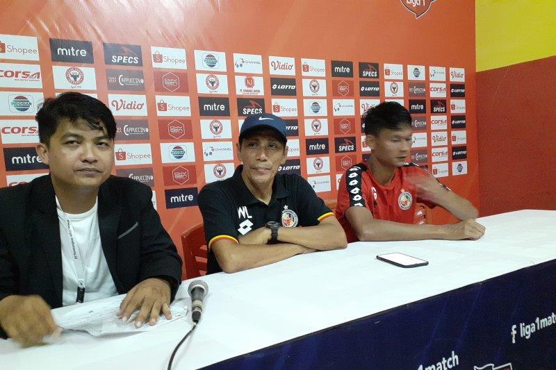 Dua gol Bhayangkara jatuhkan mental pemain Semen Padang