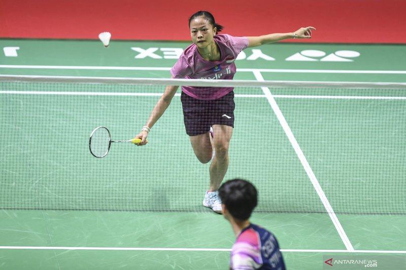 Hari kedua Japan Open Fitriani bertemu Chen Yu Fei
