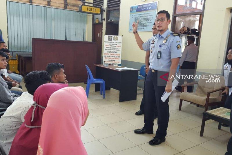 Malaysia pulangkan 140 WNI bermasalah ke Nunukan