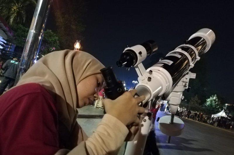 Kepala LAPAN: Planetarium daya tarik anak-anak gemari sains