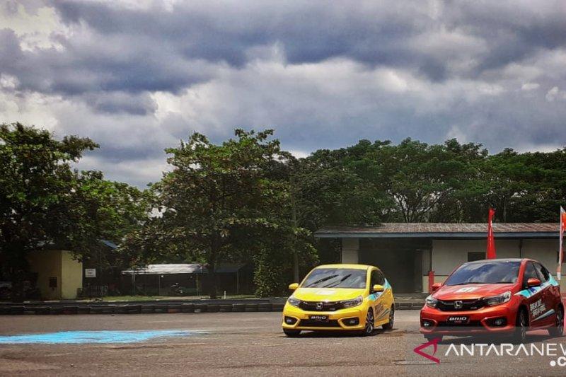 Honda Brio RS menjadi primadona penjualan HPM awal semester