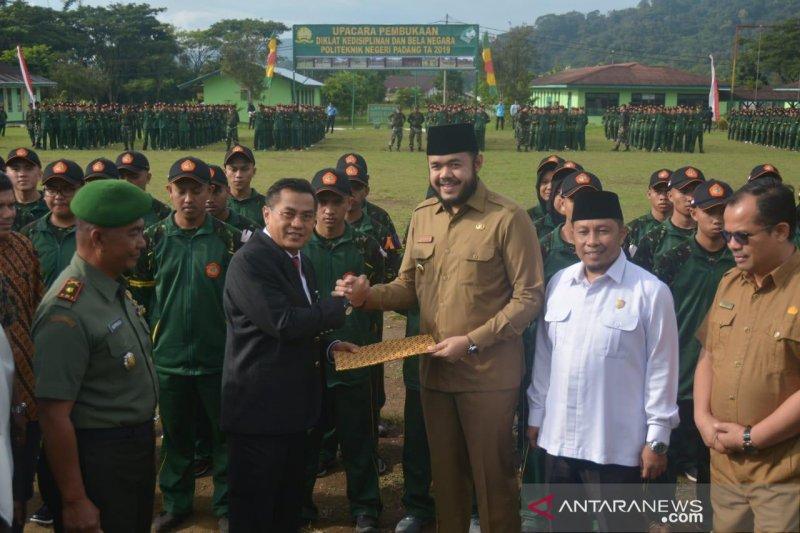 Pemko Padang Panjang beasiswakan 50 anak di PNP