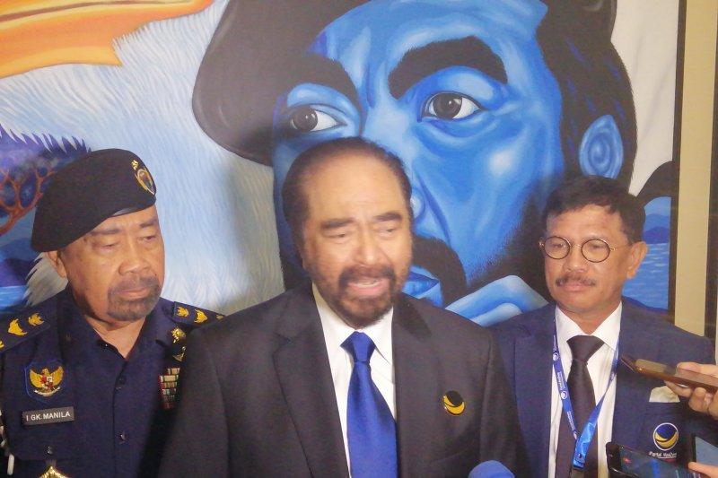 NasDem belum sodorkan nama calon menteri ke Jokowi