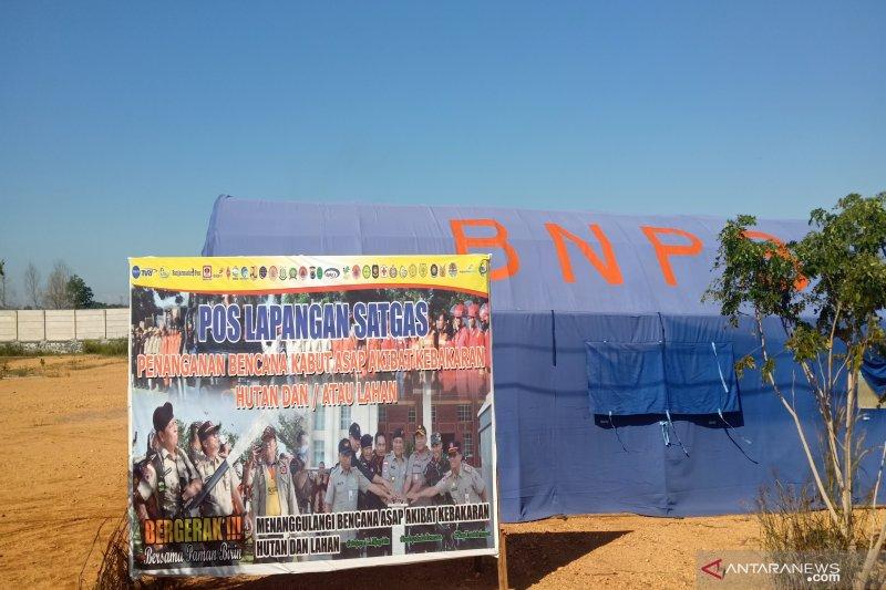 1.200 personel Satgas Karhutla pusat diterjunkan ke Kalsel