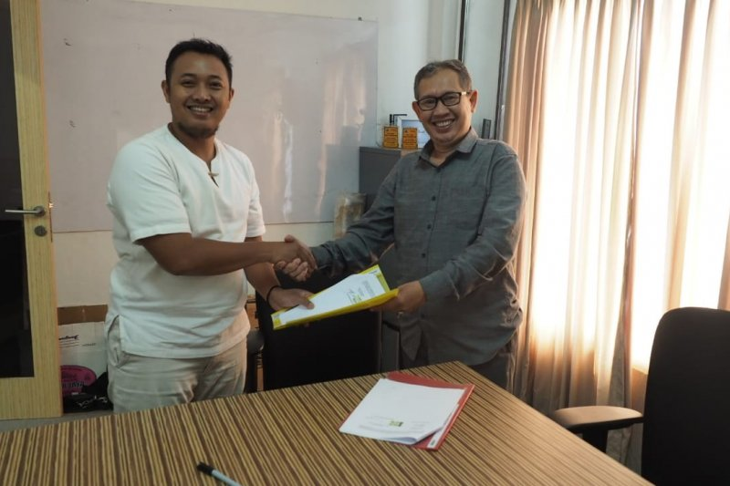 Dua lembaga sepakat siapkan SDM berkualitas melalui kelas menulis
