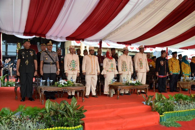 Wagub apresiasi berbagai capaian prestasi Pemkot Palangka Raya
