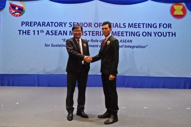 Indonesia serahkan kepemimpinan  ASEAN SOMY ke Laos