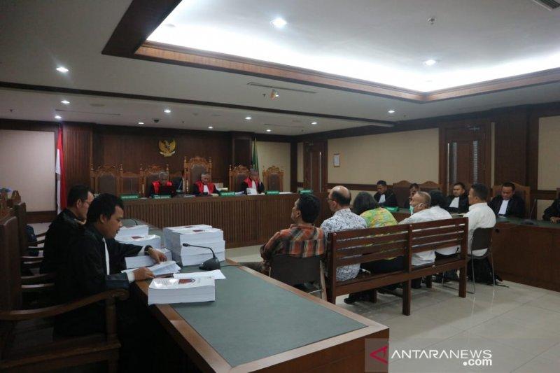 Enam anggota DPRD Sumut dituntut 4 tahun penjara