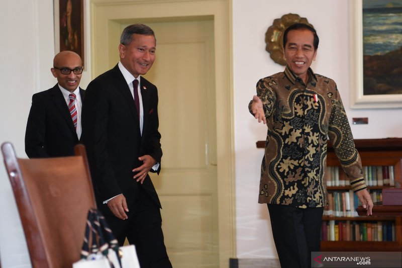 Indonesia dan Singapura bahas 6 bidang kerja sama
