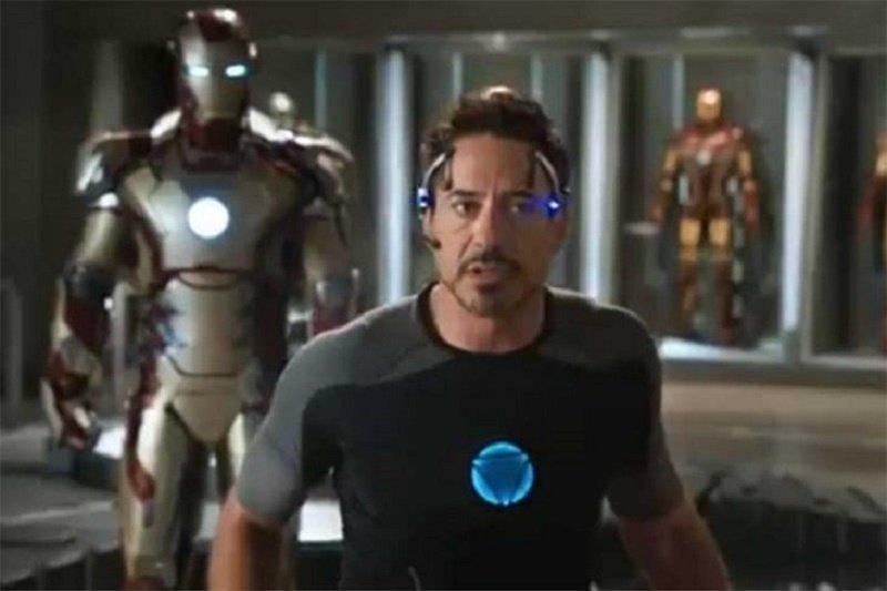 """Iron Man 3"" dituduh jiplak komik ""Radix"", Marvel digugat"
