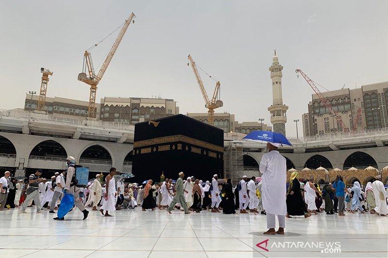 Berkenalan dengan titik-titik tapal batas Kota Mekkah