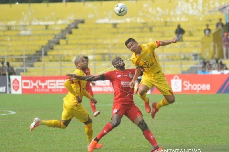 SEMEN PADANG FC DIKALAHKAN BHAYANGKARA FC