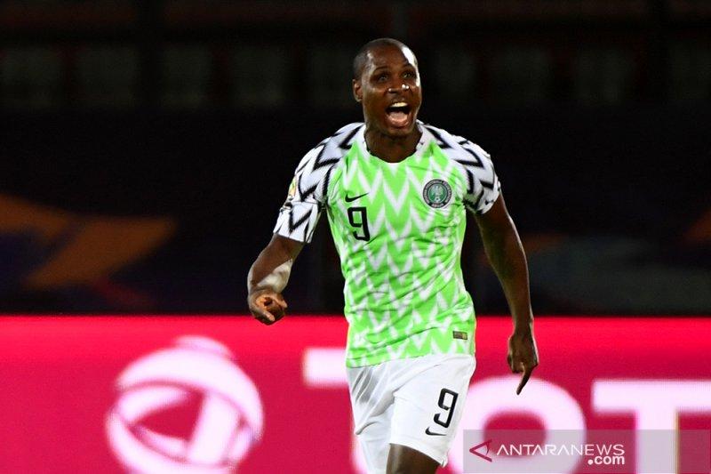 Nigeria finis ketiga usai tundukkan Tunisia
