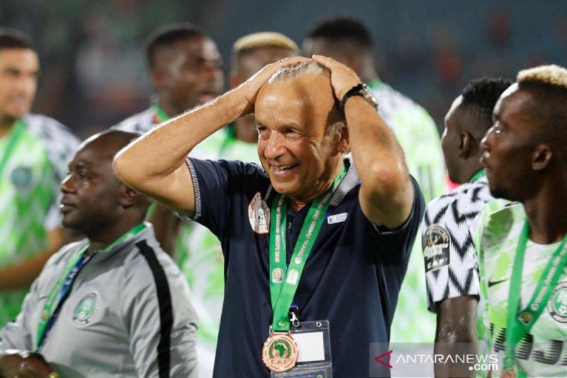 Nigeria bangga finis ketiga Piala Afrika
