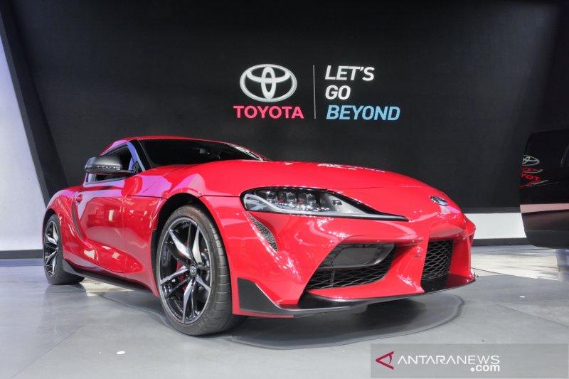 Toyota luncurkan kendaraan legendaris GR Supra senilai Rp2 Miliar
