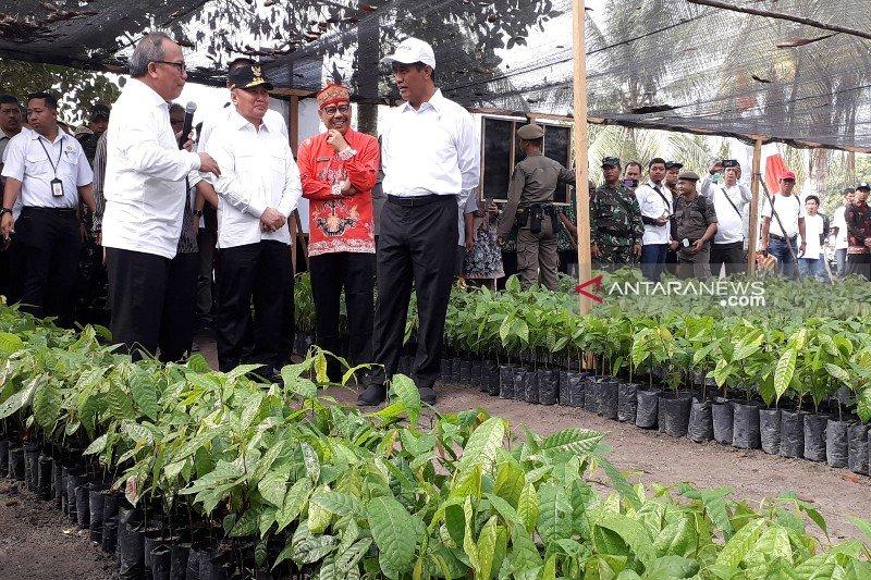 Kementan siapkan Kalteng sebagai lumbung perkebunan dan hortikultura