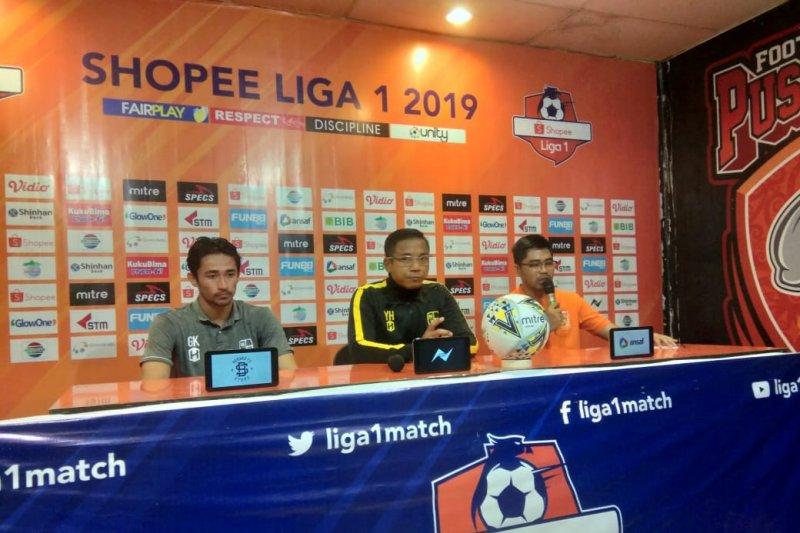 Borneo FC kalahkan Barito  Putra 4-3