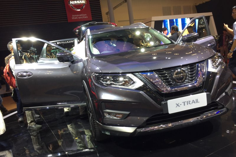 Nissan resmi luncurkan New Nissan X-Trail seharga Rp530 juta