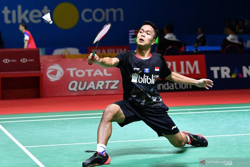 Sebanyak tujuh wakil Indonesia lolos ke babak kedua Japan Open