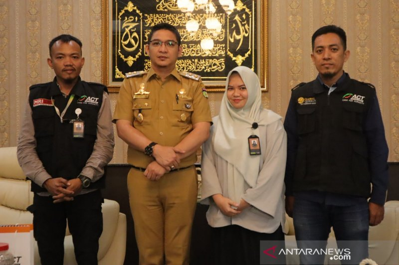 Pasha ajak masyarakat Palu berkurban melalui ACT