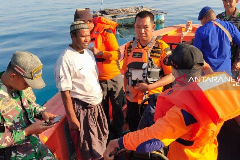 Nelayan yang hilang diselamatkan kapal pengangkut beras