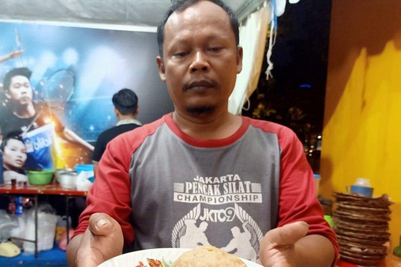 Berkunjung ke Indonesia Open 2019 jangan ketinggalan mencoba bakso rudal jumbo