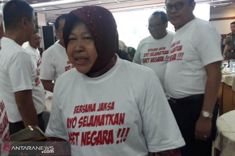 Wali Kota Surabaya Risma usulkan bangun rumah susun di lahan YKP