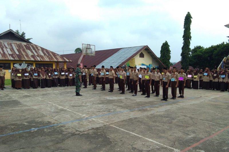 Siswa SMK Sijunjung ikuti PLS, sebanyak 353 orang