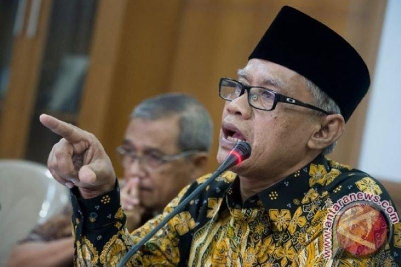 Ketum PP Muhammadiyah ingatkan oposisi dan koalisi tak libatkan ormas