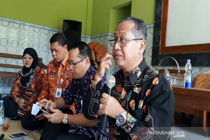 Lima SMP/MTs di Gunung Kidul tidak mendapat siswa peserta didik baru