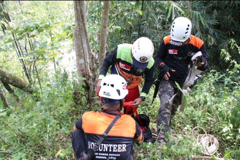 MRI ACT bersama tim gabungan temukan bocah hilang dalam kondisi tewas