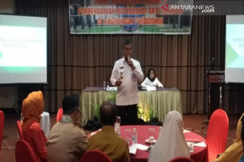 BNN Sultra gelar rakor pemberdayaan masyarakat antinarkoba