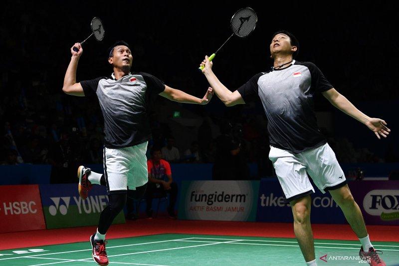 Ini dia jadwal perempat final Indonesia Open 2019