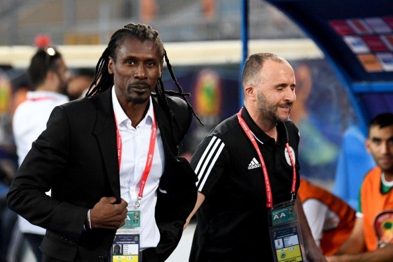 Piala Afrika -- Laga final jadi ajang pertarungan dua pelatih lokal