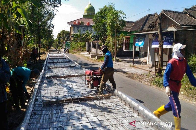 Anggaran perbaikan jalan Canden-Tanjungsari Rp7,4 miliar